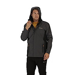 Regatta - Grey matt waterproof jacket