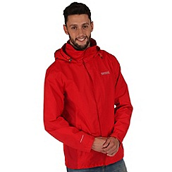 Regatta - Red matt waterproof jacket