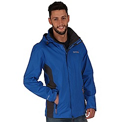 Regatta - Oxford blue matt waterproof jacket