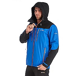 Regatta - Bright blue cross penine waterproof jacket
