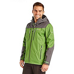 Regatta - Alpine green cross penine waterproof jacket