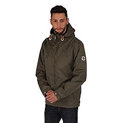 Regatta - Green highwater rain jacket