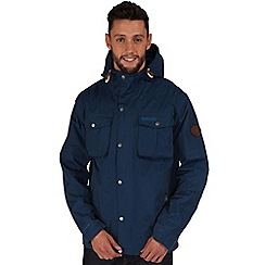 Regatta - Blue astern waterproof jacket