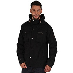 Regatta - Black astern waterproof jacket