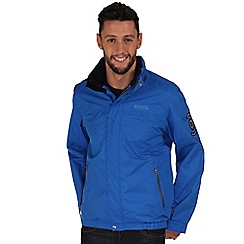 Regatta - Blue moran waterproof jacket