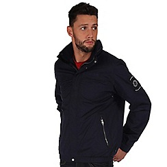 Regatta - Navy moran waterproof jacket
