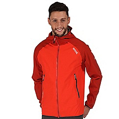 Regatta - Orange imber waterproof jacket