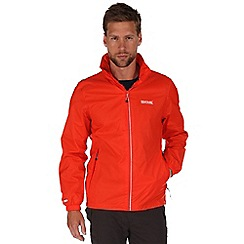 Regatta - Orange lyle waterproof jacket