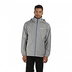 Regatta - Grey Lyle waterproof jacket