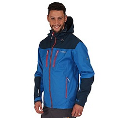 Regatta - Blue cross penine waterproof jacket