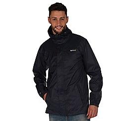 Regatta - Navy pack it waterproof jacket