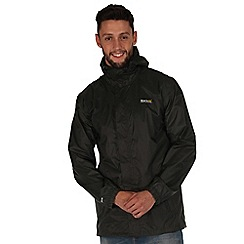 Regatta - Green pack it waterproof jacket