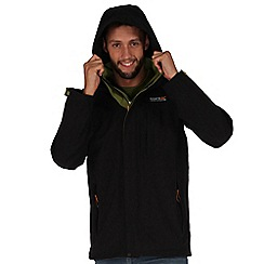 Regatta - Black northfield waterproof jacket