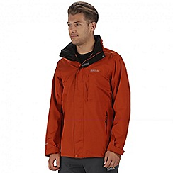 Regatta - Orange Northfield waterproof jacket