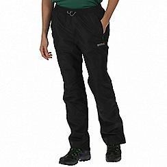 Regatta - Black chandler over trousers short length