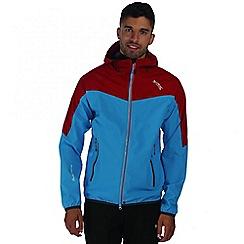 Regatta - Blue imber waterproof jacket