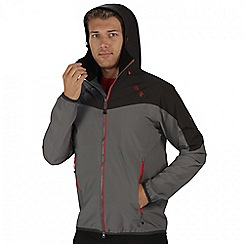 Regatta - Grey imber waterproof jacket