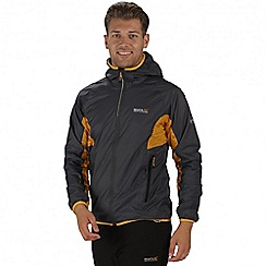 Regatta - Yellow Levin waterproof jacket