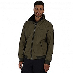 Regatta - Green Mason waterproof jacket