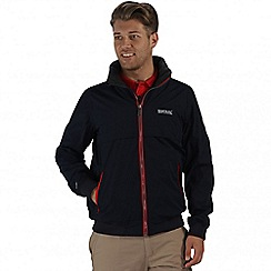Regatta - Navy Mason waterproof jacket