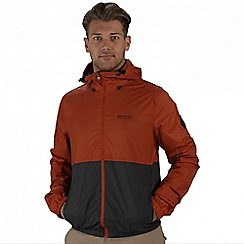 Regatta - Orange akka waterproof jacket