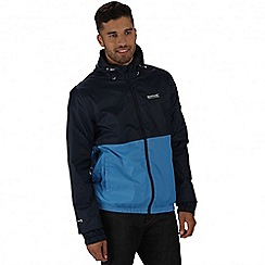 Regatta - Navy akka waterproof jacket