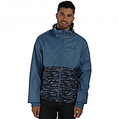 Regatta - Blue akka waterproof jacket