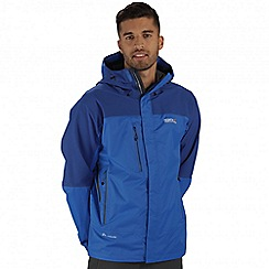 Regatta - Blue cross penine hybrid waterproof jacket