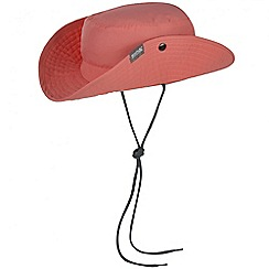 Regatta - Coral hiking hat