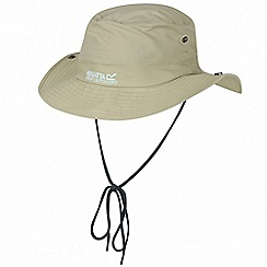 Regatta - Warm beige hiking hat