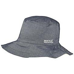 Regatta - Multicoloured spindle reversible cotton hat