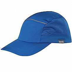 Regatta - Blue adjustable cap