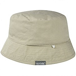 Regatta - Beige spindle canvas hat