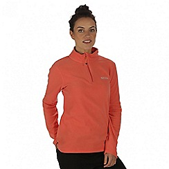 Regatta - Coral sweetheart fleece