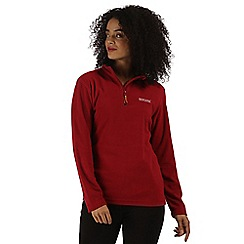 Regatta - Red Sweethart supersoft fleece
