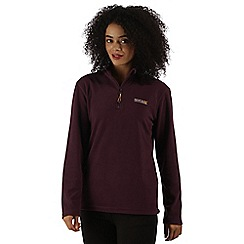 Regatta - Blackberry Sweethart supersoft fleece