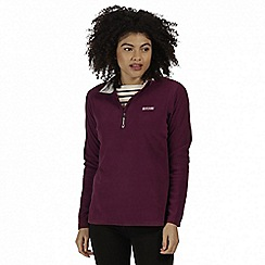 Regatta - Purple 'Sweethart' fleece