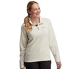 Regatta - White sweethart fleece