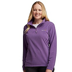 Regatta - Purple sweethart fleece