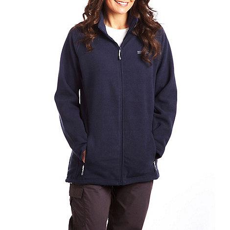 Regatta - Navy cathie half zip fleece