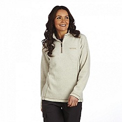Regatta - Lightvanilla embrace half zip fleece