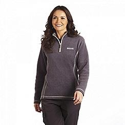 Regatta - Iron embrace half zip fleece