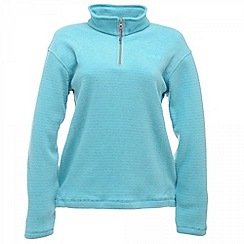 Regatta - Aqua embrace half zip fleece