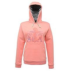 Regatta - Pink blossom sailtime hoody