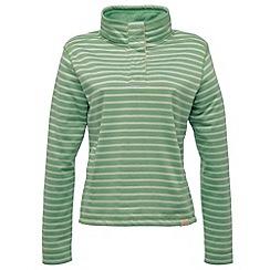 Regatta - Mineral green restbreak top