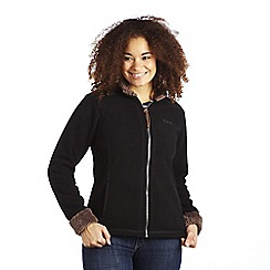 Regatta - Black warm spirit fleece