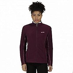 Regatta - Purple 'Clemance' fleece