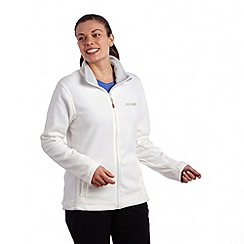 Regatta - White clemance fleece