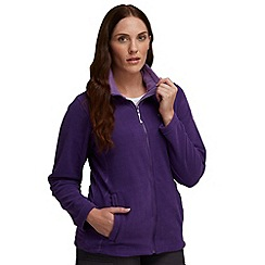 Regatta - Purple clemance fleece