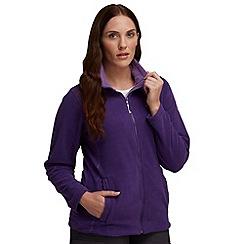 Regatta - Purple clemance fleece